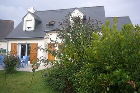 Brittany Beach home 4 rooms 10 peop - Gâvres