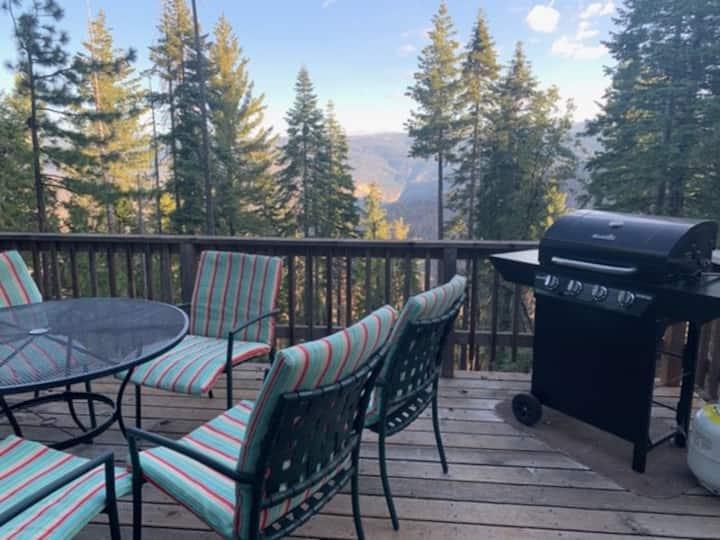 3 bedroom home INSIDE Yosemite National Park