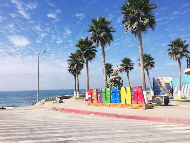 Guidebook for Playas de Tijuana Sección Jardines