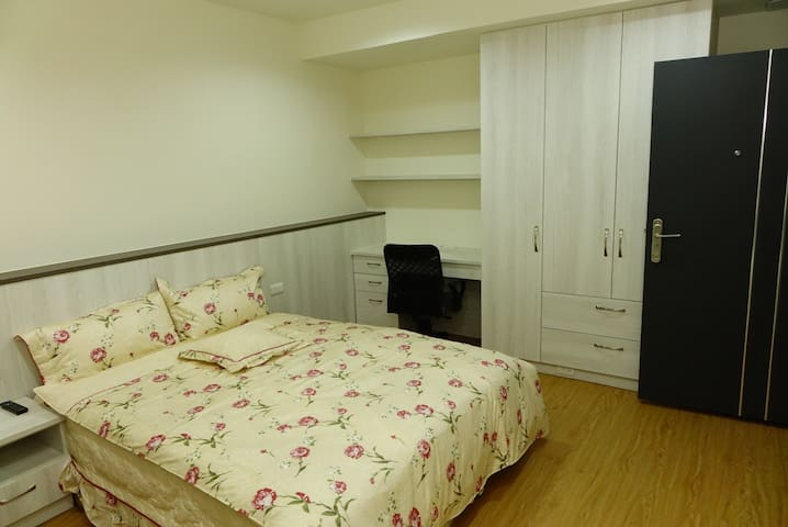 City Center room, 5mn to Taichung Train Station