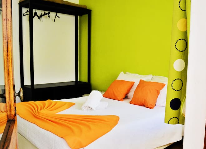 Ria Guest House - Double with Veranda