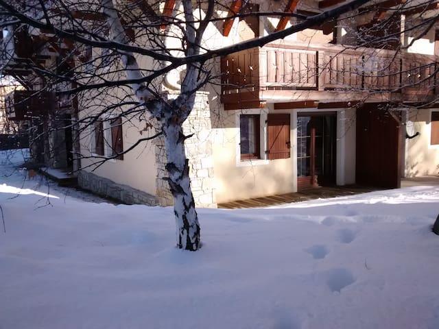 Apartment close to the Piste - Mont-de-Lans - Daire