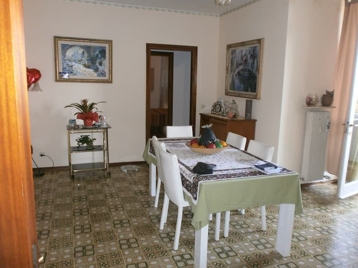 Appartement to 1 km from the centre Pordenone