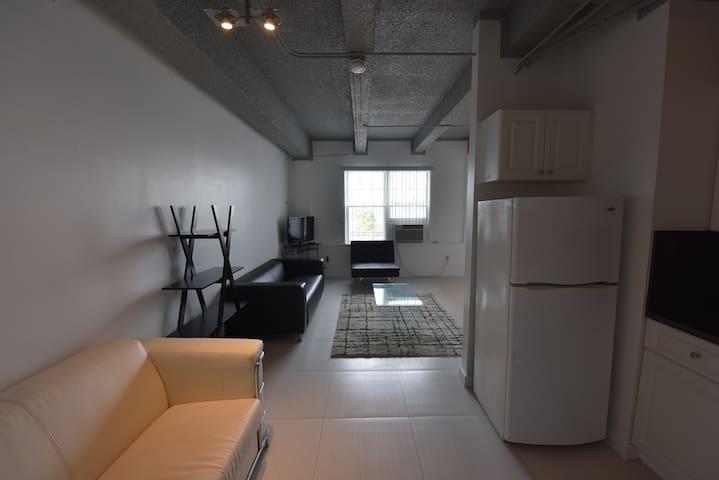 Edwards Apartments Unit 416, 1 bedroom 1 bath
