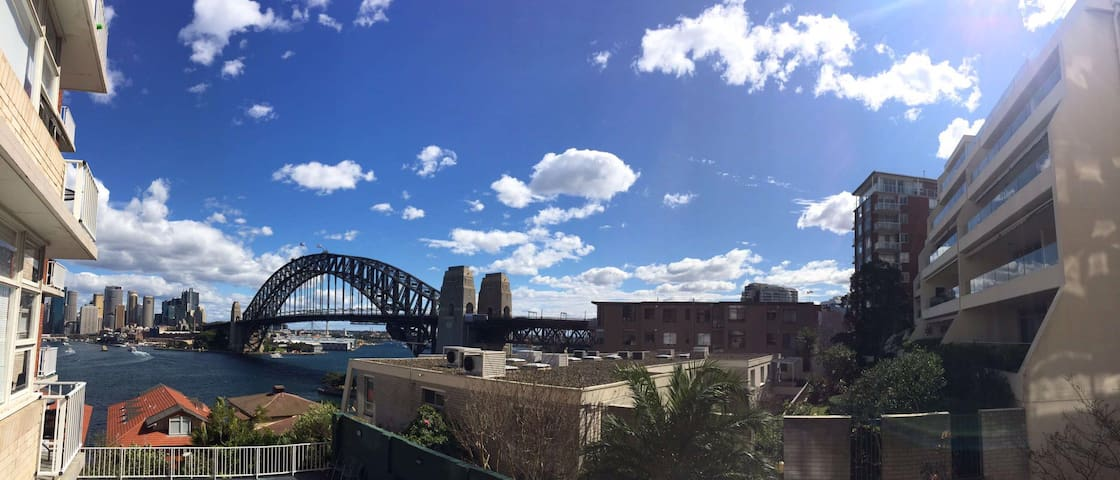 Sydney Harbour View Apartment