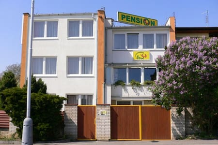 Cozy pension  in villa zone 15 min to city centre - Praha
