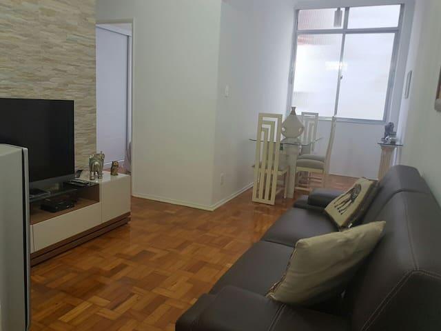 Apartamento no Flamengo para temporadas