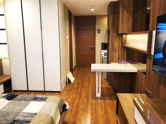 Premium DAGO SUITES STUDIO Apartment@BANDUNG