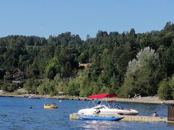Panguipulli y su hermoso lago te esperan