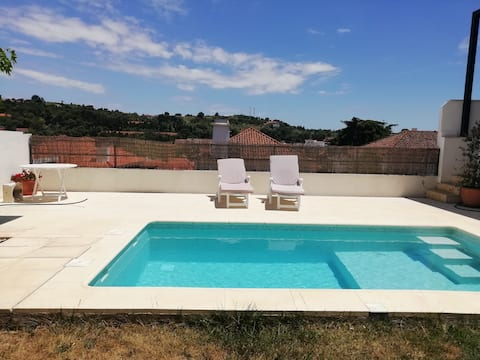 Pool/Beach House Lisbon/Caxias
