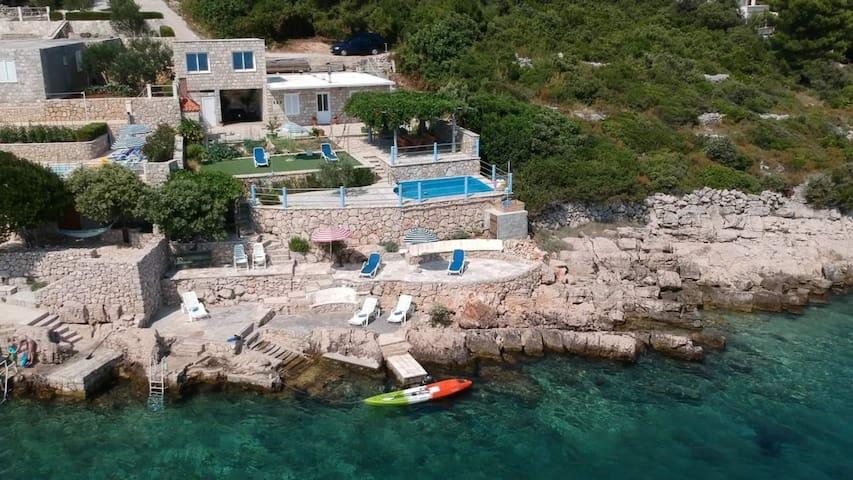Villa sea oasis Ratac