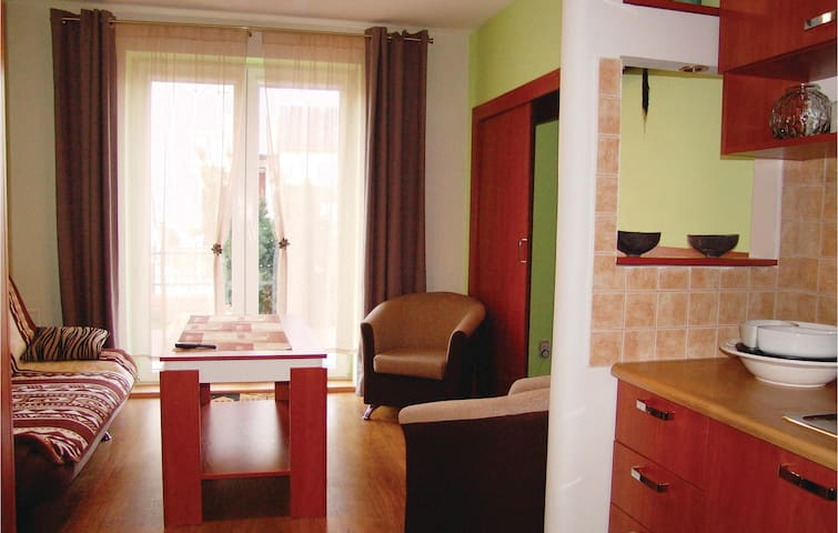 Holiday apartment with 1 bedroom on 35m² in Wladyslawowo