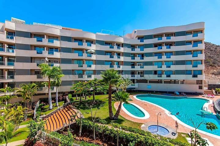 Apartamento en ARONA con Piscina a 100m playa