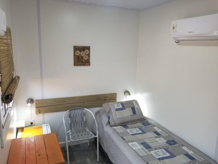 Squania Suite Container habitación INDIVIDUAL