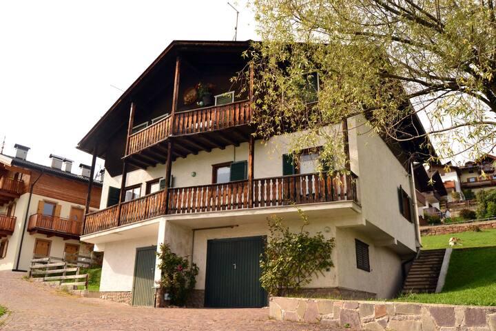 Casa del Salice - Discover Dolomites