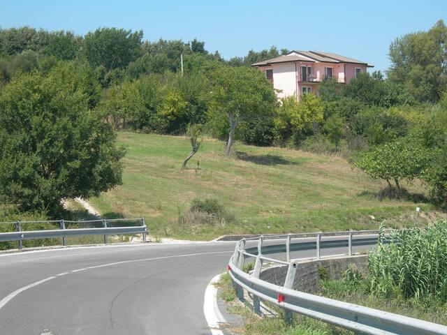 Casa Vacanze nel verde: 2 - Contursi Terme - Villa