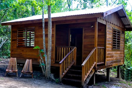 Jungle Hut Belize - San Ignacio - Chata