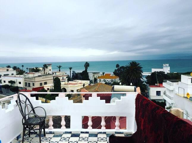 Accueillant Loft dans l'ancienne medina de Tanger