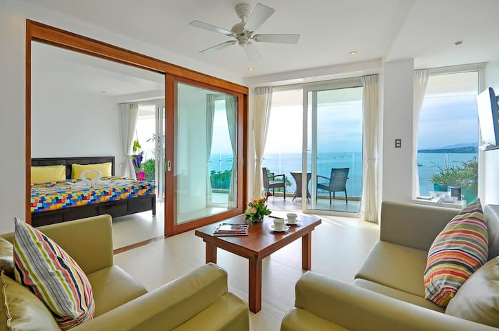Stunning panoramic Boracay seaview! -  Boracay Island, Malay - Appartement