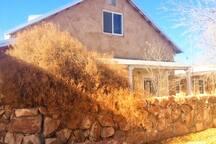 Rustic Historic Adobe Home