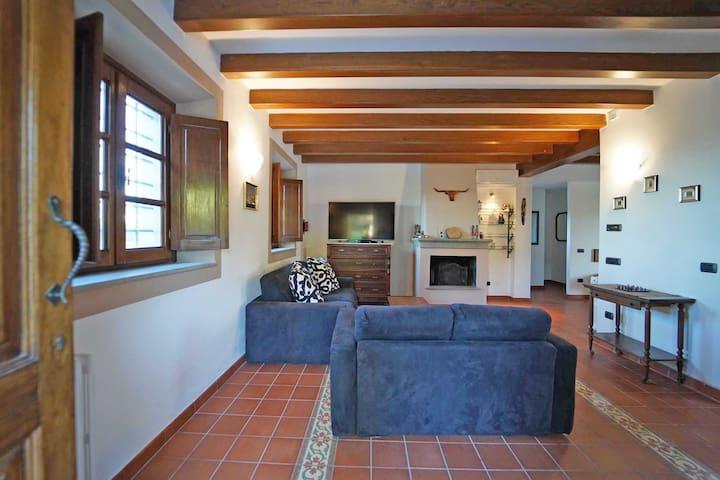 VILLA DEA - Living room