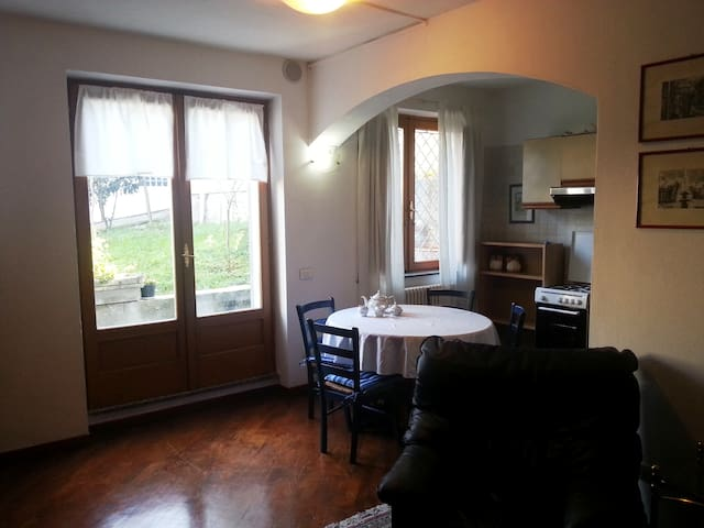 Apartment on Piacenza Hills - Vernasca - Wohnung