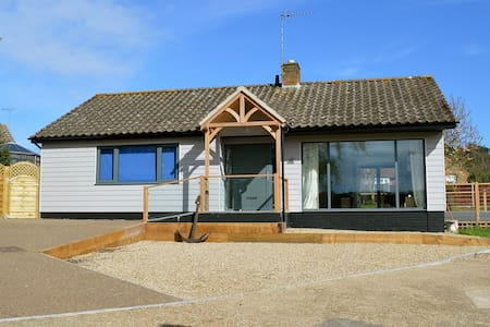 Funky Accessible Bungalow in Cromer, Norfolk