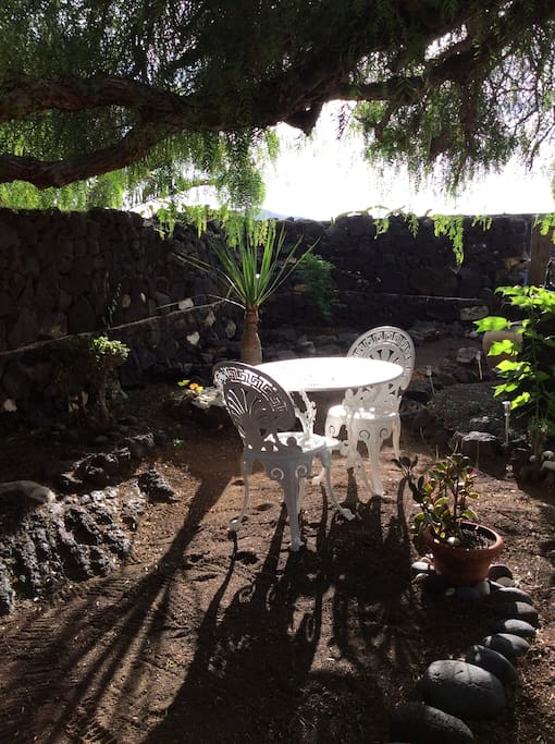 Jardín de La Casita