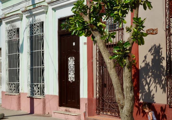 Casa Colonial Lalita  Cienfuegos (room#4)