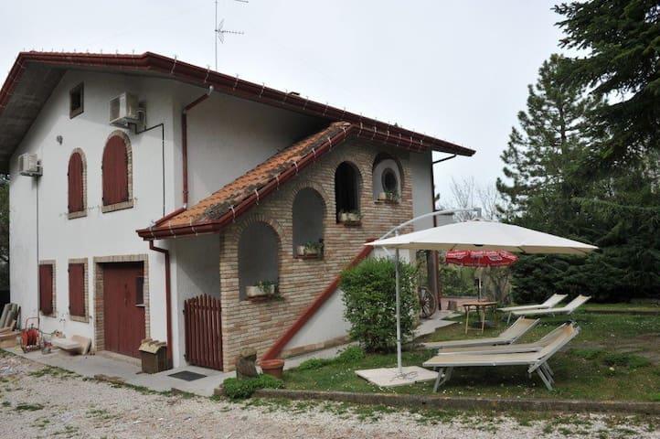 Villa Adriana Affitta camere - Gemmano - Leilighet