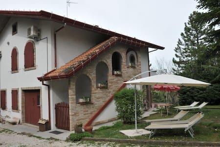 Villa Adriana Affitta camere - Gemmano - Apartamento