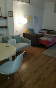 Studio apt., best possible location in Zichron - Zikhron Ya'akov