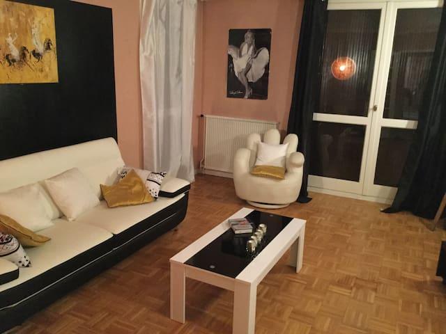 Appartement fait pour votre passage à Valence