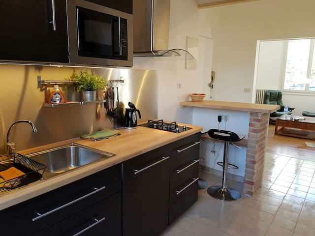 Charmant appartement proche gare - Tours - Appartement