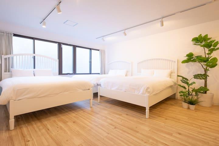 "Ueno 10 min JR Yamanote ""Komagome Cozy room"" 2F"