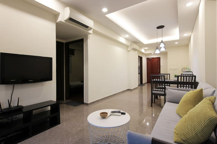Laudable 2bedroom near Orhcard MRT Station