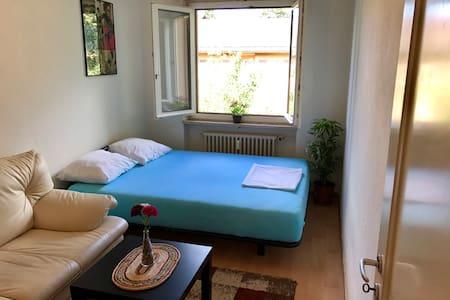 Big,Comfortable,Quiet & Clean Flat, Garden view