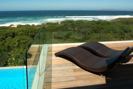 Home by the Sea amazing 4 bedrooms beach villa - Keurboomstrand