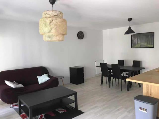 Appartement Neuf T3 68 M3 - bordeaux lac - Tram C