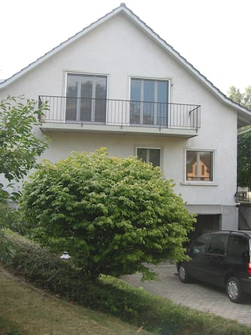 Perfect Location in Central Nyon - Nyon - Apartemen