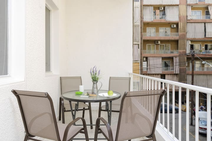 Balcony Table & Chairs