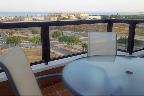 Stylish Apartments Aguadulce Sur Vistas al Mar
