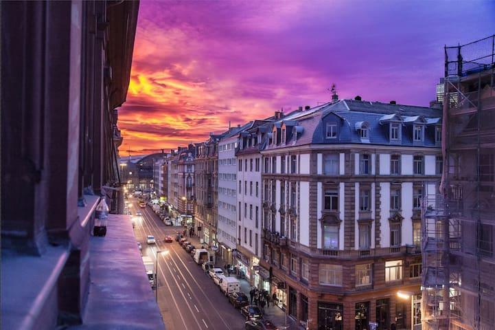 Very Central in Frankfurt - Frankfurt am Main - Appartement