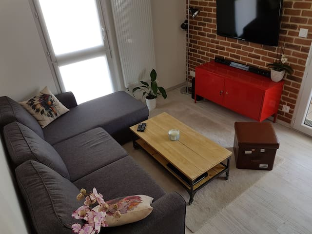 Appartement cosy Ancenis centre - Ancenis - 公寓