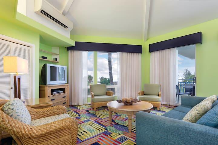 2 Bedroom Suite at Holua Resort (2)