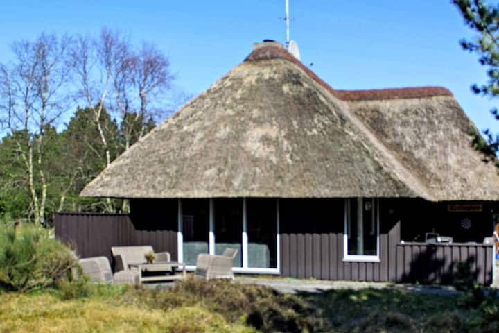 Traditional Holiday Home in Blåvand with Sauna