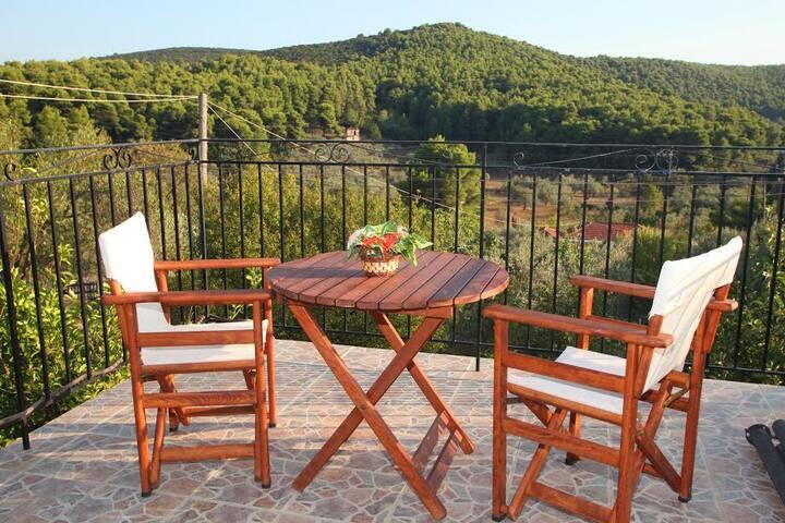 Το Εξοχικό  σπίτι  της Αλεξάνδρας - Skopelos - House