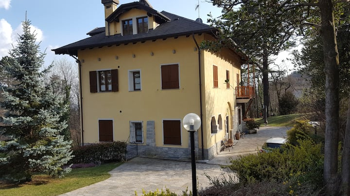 Villa Rosa - Lago Maggiore