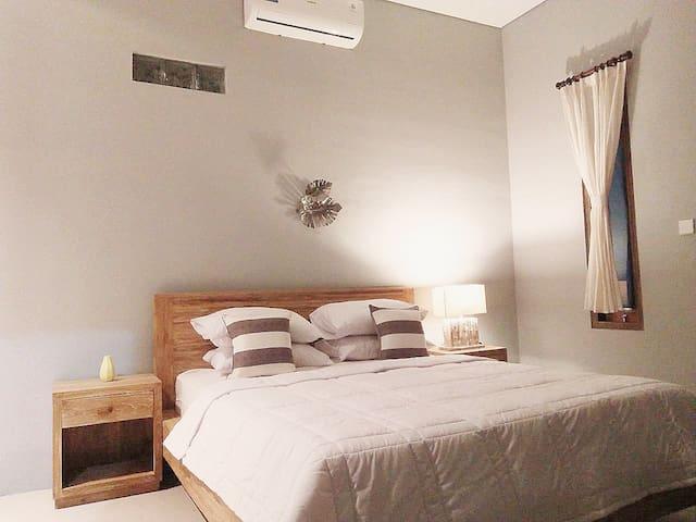 Kamala ubud ....a quiet room to stay in ubud #1