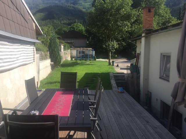 Ferienwohnung in Einfamilienhaus - Rottenmann - House